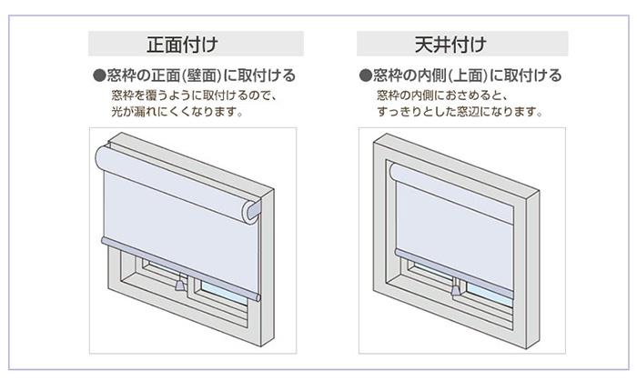 ニチベイロールスクリーン/プレト遮光/防炎/広幅